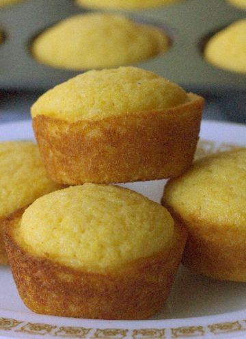 Sweet Cornbread Muffins