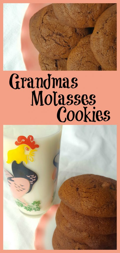 molasses cookies #molassescookies #grandmasmolassescookies #dessert